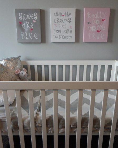 bien décorer une chambre pour bébé